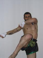 Muay Thai - Khao Kong