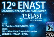 Eventos Nacionais de Astronomia