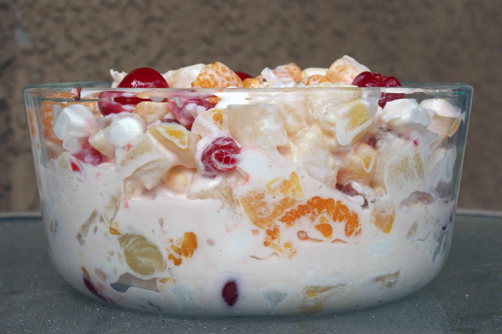 Chemist in the Kitchen: Ambrosia