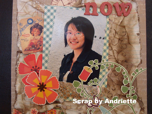 Scrap by Andriette