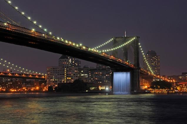 NYC WATERFALLS