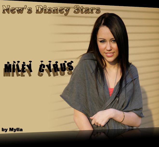 New's Disney Stars -Sua Fonte Disney