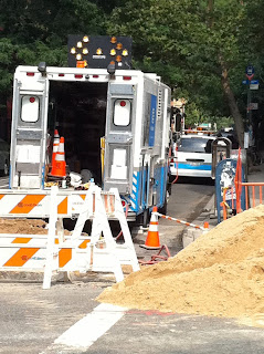 Con Ed DEP Gas leak hell NYC? by Suzannah B. Troy