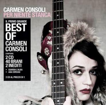 Blog di informazione musicale il meglio della musica italiana e internazionale carmen consoli - A finestra carmen consoli testo ...