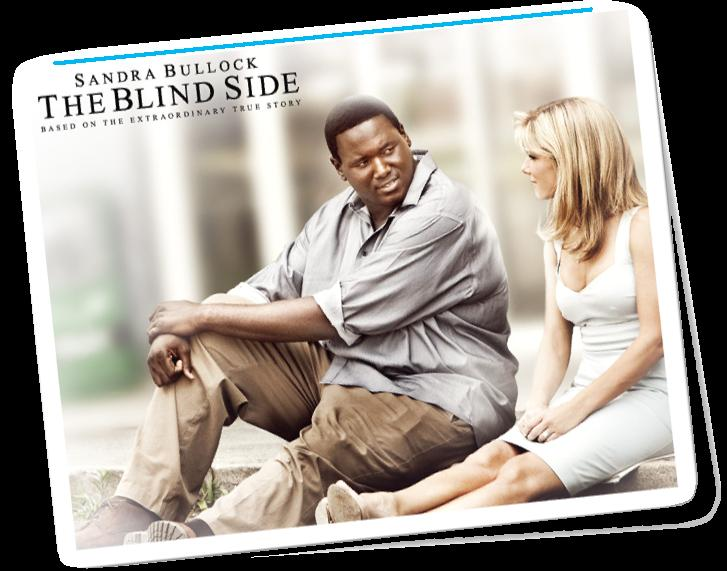 movie called the blind side