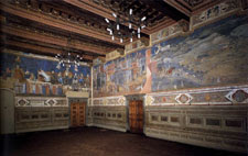 Lorenzetti frescoes