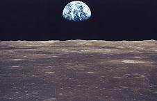 Tierra desde luna