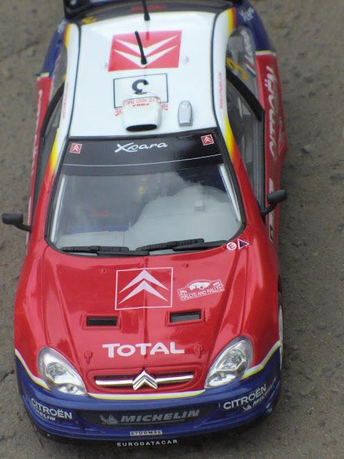 CITROEN XSARA WRC escala 1:16