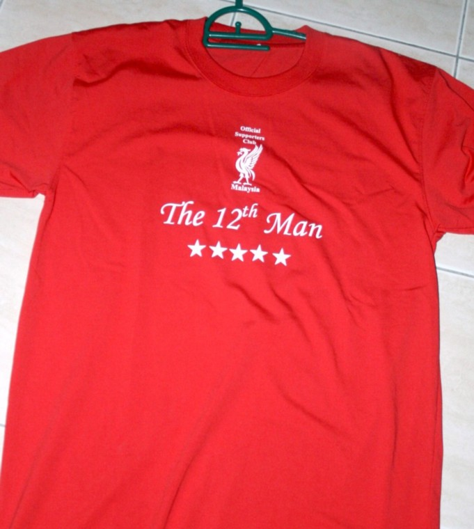 LSCM ``The 12th Man'' awesome simple shirt