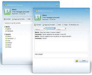 windows live messenger senza installarlo