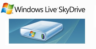 windows skydrive logo