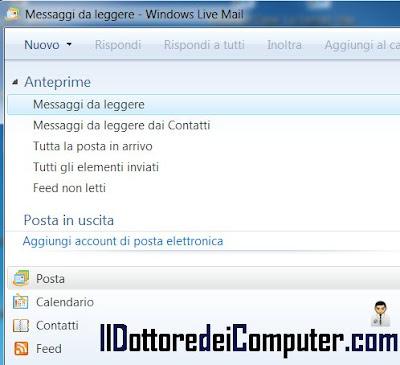 configurazione client aruba