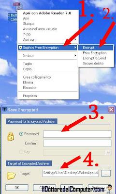 Sophos Free Encryption