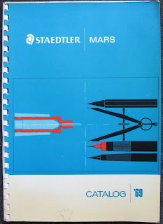 staedtler 1969 catalogue cover