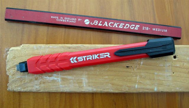striker mechanical carpenter pencil