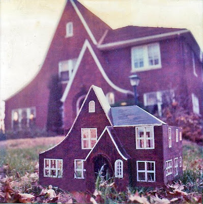 Things for sale: Build a Dollhouse Replica of YOUR house...
