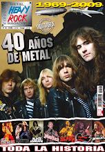 40 AÑOS DEL METAL