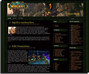 wow-gametemplate
