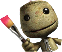Foto 0 en  - Sackboy es... La Mascota official del PS3?