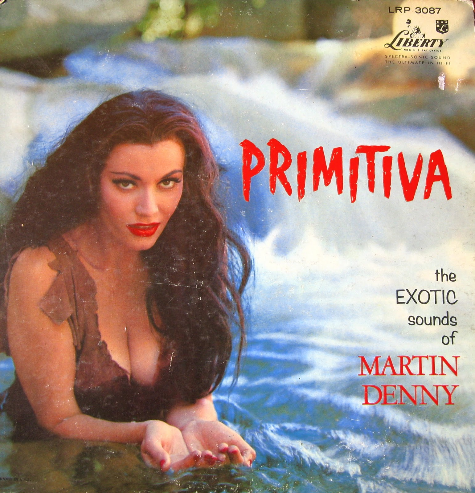 Martin Denny - Exotic Moog