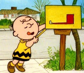 empty mailbox charlie brown. Mailbox Monday For September 21st, 2009 Empty Charlie Brown N