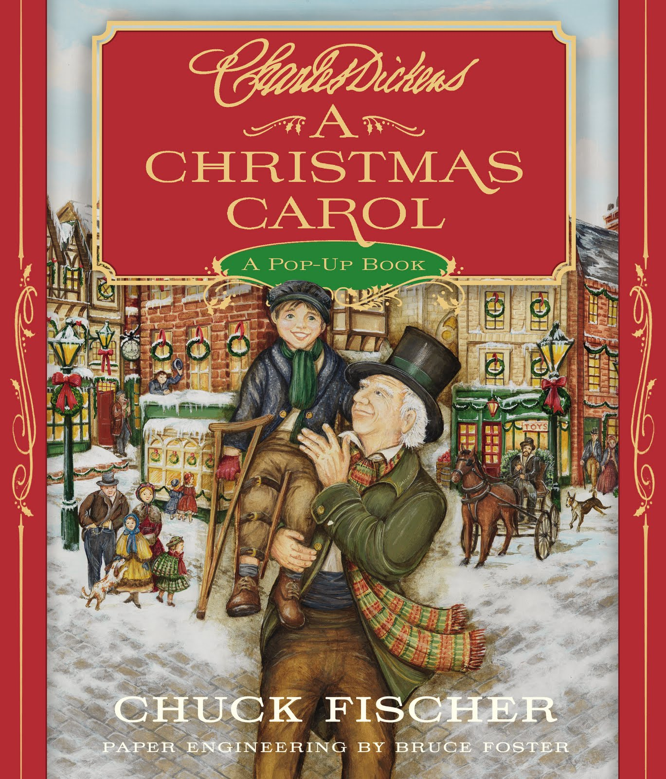 an analysis of the book a christmas carol by charles dickens A christmas carol book summary and study guide this charles dickens classic story about ghosts, ruthlessness, and the meaning of christmas is a well-written book.