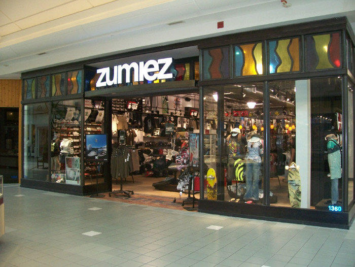 clothing stores for teens