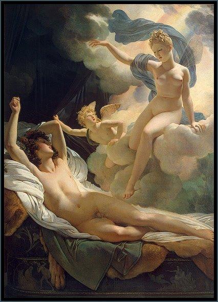 Morpheus and Iris