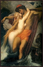 The Fisherman and the Syren by Lord Frederic Leighton