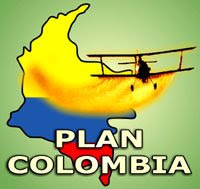 Campaña contra el plan Colombia (click en la imagen)