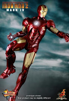 Hot Toys - Iron Man 2 Mark IV