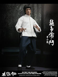 Hot Toys - Bruce Lee DX04