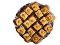 Baklaoua aux amandes : Recettes de cuisine marocaine