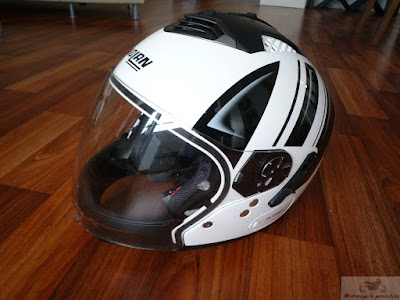Nolan N43 Helmet review
