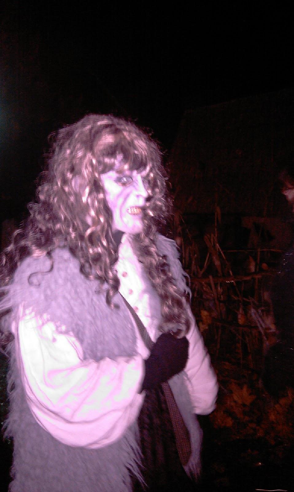 What I Think: Halloween at Burg Frankenstein