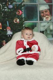 MERRY  1ST CHRISTMAS LIAM
