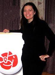 Helena Proos nyvald av AK till partiets förstanamn och därmed oppositionsråd 1/11 2009.
