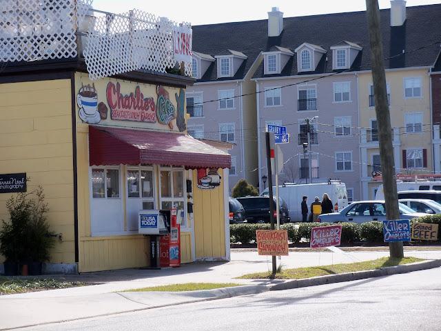 Charlie's Cafe in Norfolk, Va. - Killer Omeletes