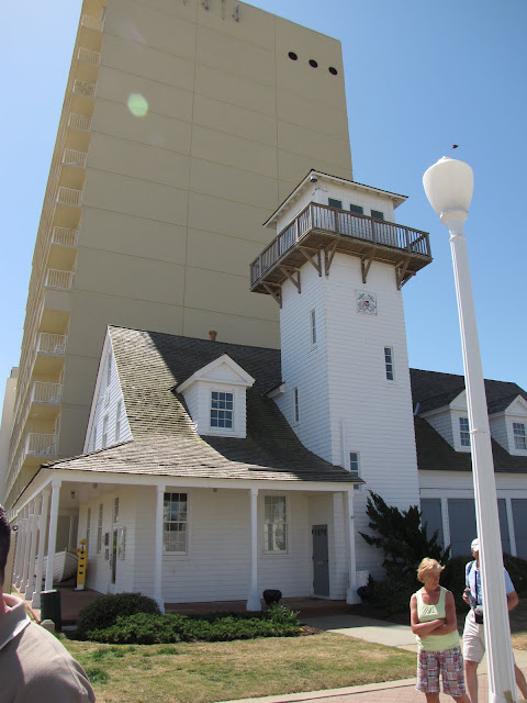 Old Coast Guard Station - Virginia Beach - April 2010