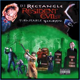 DJ Rectangle Deadly Needles