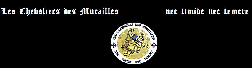 Les Chevaliers des Murailles