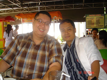with my best friend,drgYoli Spesialis Penyakit Mulut ( Oral medicine) PPDGS Fkg Unair 2010