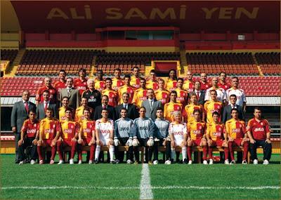 Galatasaray A Dair    09 10 Sezonu Kadrosu