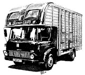 Bernard the Bedford TK Horsebox click on the image to visit our restoration website