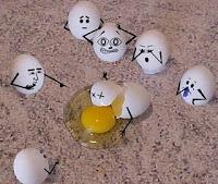 Muerte de un Huevo