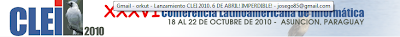 Logo del CLEI 2010