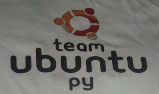 Logo Team Ubuntu py (parte de adelante)
