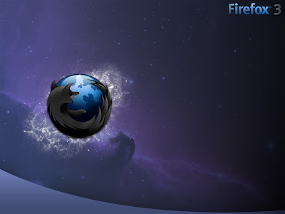 Imagen de un wallpaper sobre Fireox