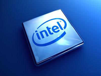 Imagen de un wallpaper sobre Intel