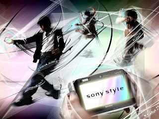 Imagen de un wallpaper sobre Sony